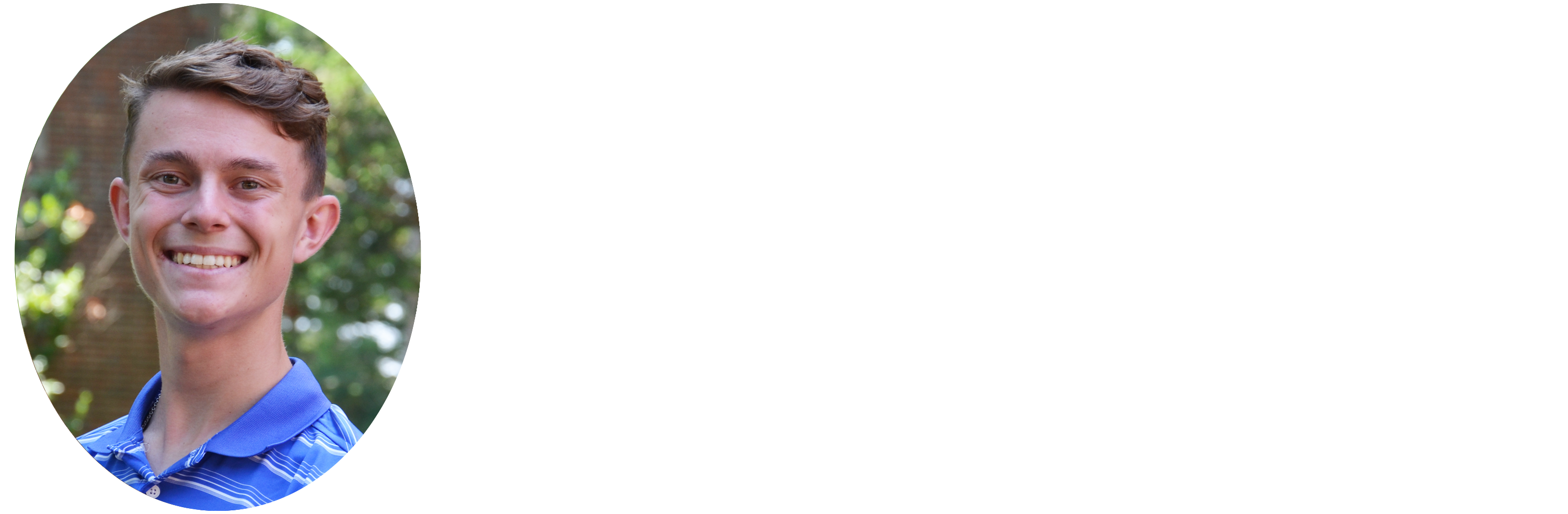 Chris Hamilton, Webb Institute student