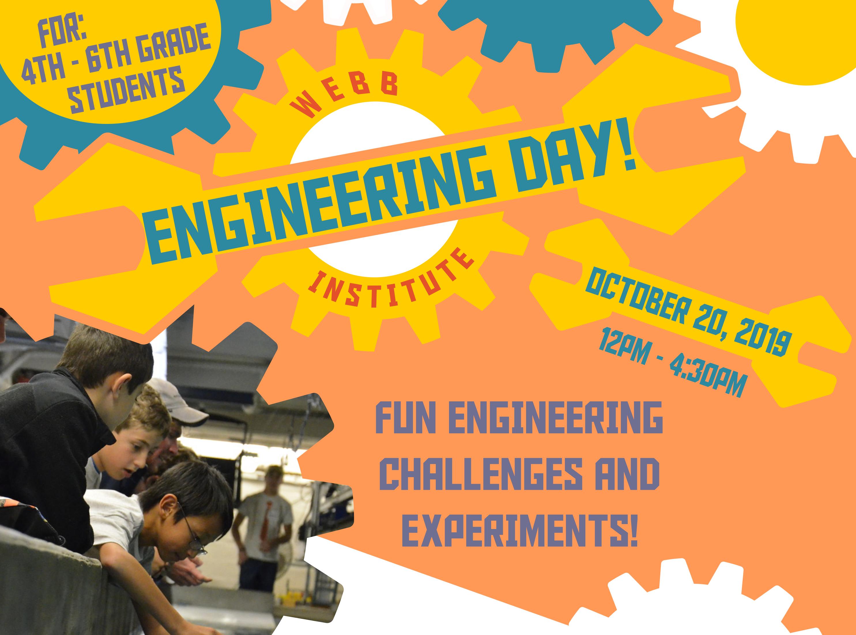 Webb Institute Engineering Day