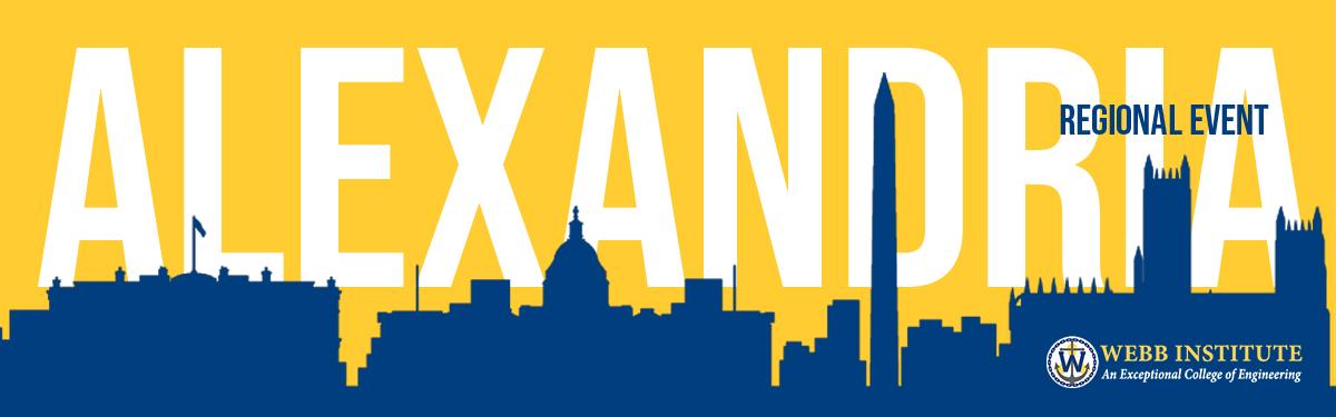 Webb Regional Event - Alexandria