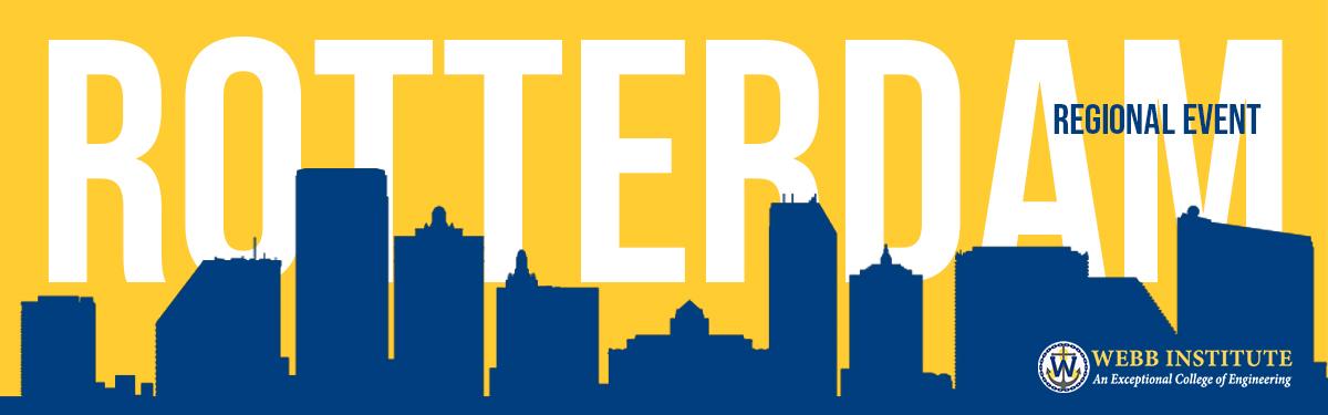 Webb Regional Event Rotterdam