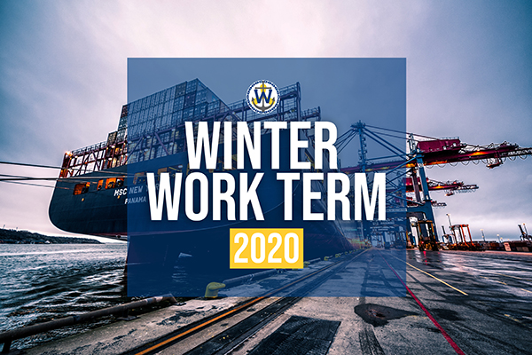 Winter work term
