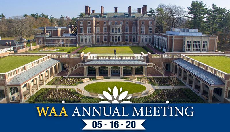 Webb Alumni Association meeting