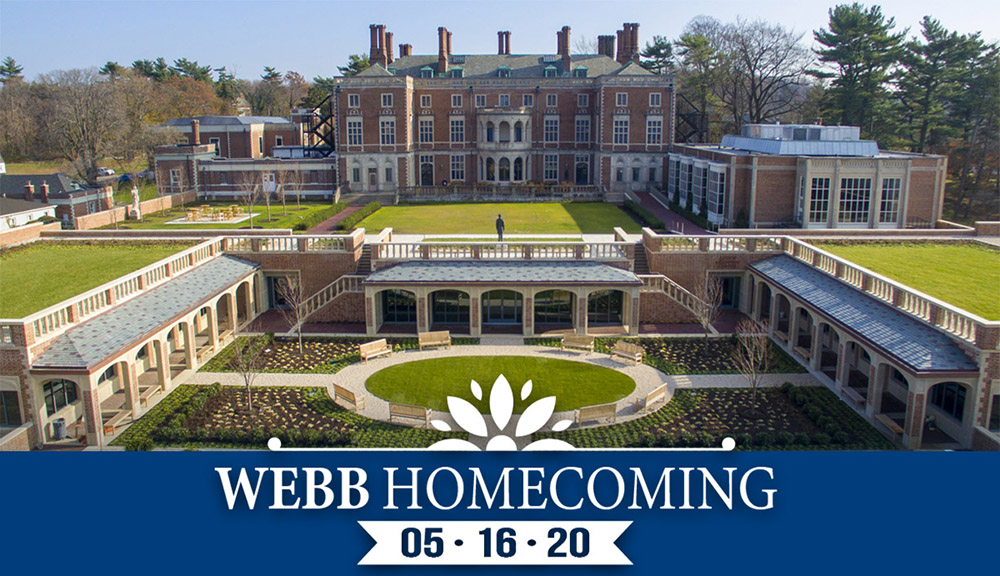 Webb Institute Homecoming 2020
