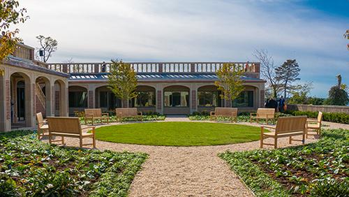 Bollinger Courtyard