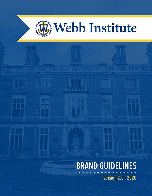 Webb Branding Style Guide v2.0 - 2020 Cover