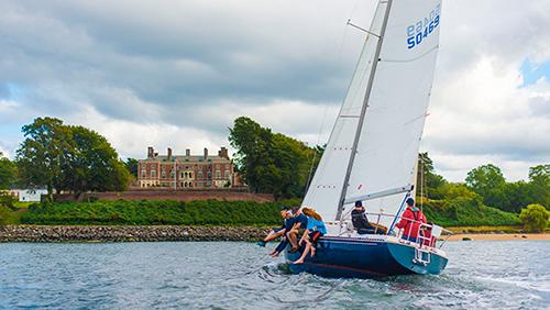 Webb Sailing
