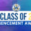 The Class of 2020 – Commencement Awards