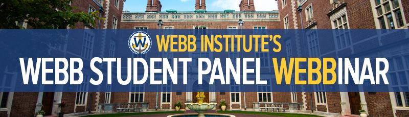 Webb Student Panel WEBBInar event