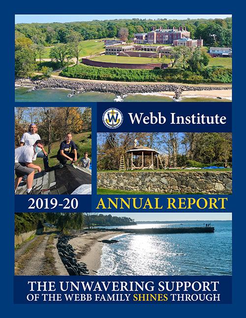 Annual Report 2019-20 cover