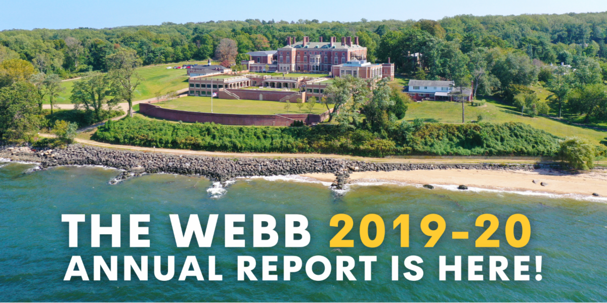The Webb Annual Report is here