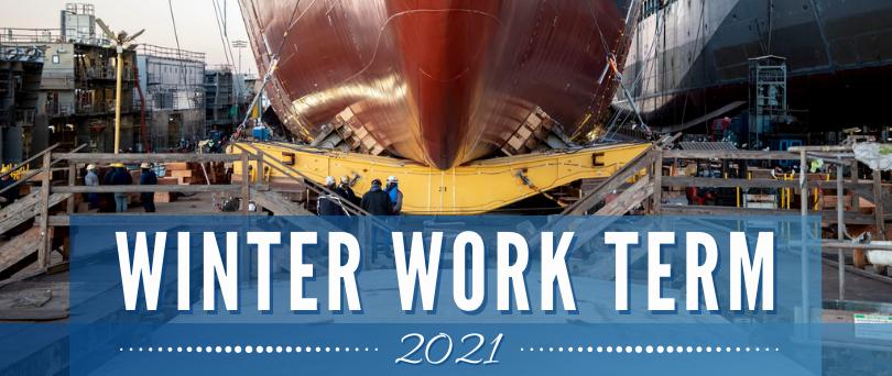 Webb Winter Work 2021