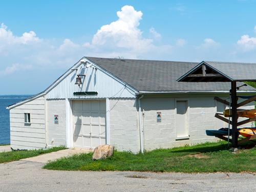 Goldbach Boat House