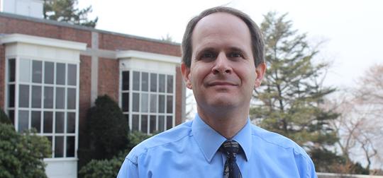 Professor Bradley Golden Webb Institute