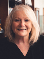 Patricia Prescott, Library Director at Webb Institute