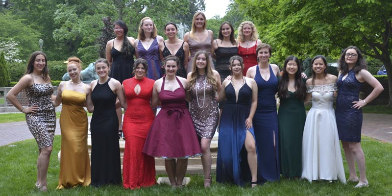 Women of Webb