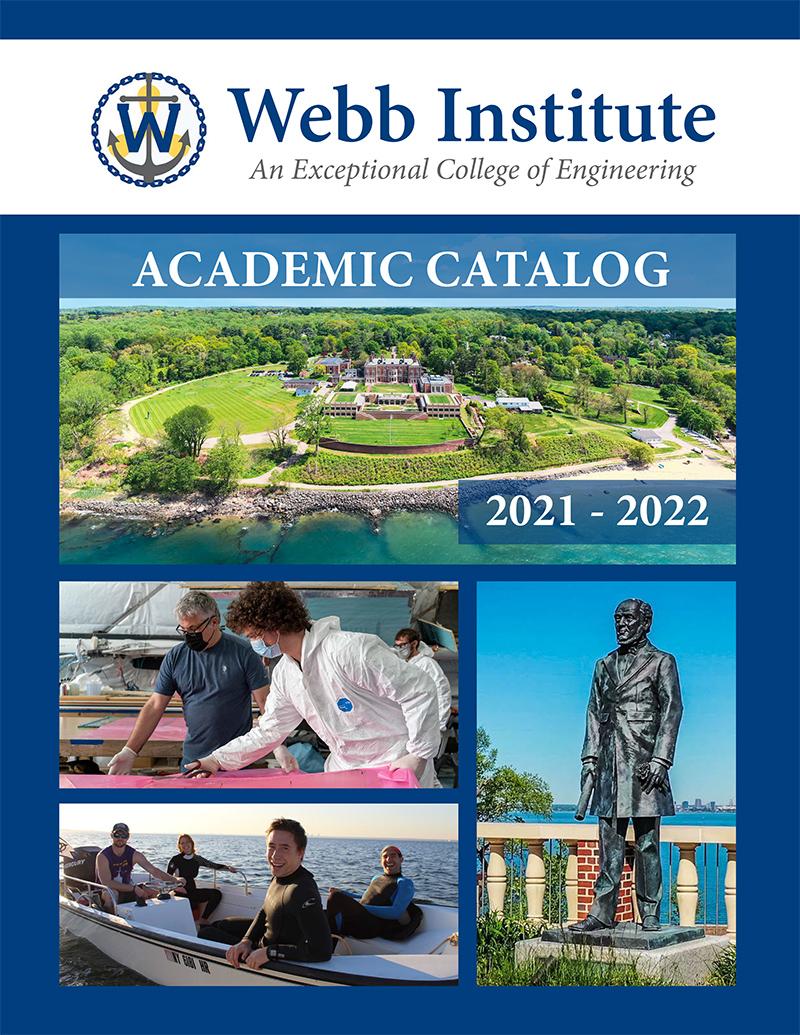 Webb Institute 2020-21 Catalog