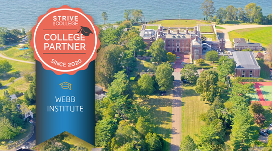 Strive for College and Webb Institute