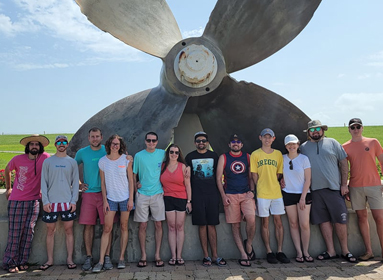 Webb Alumni Meet-up in Texas