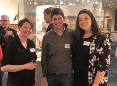 Webb Alumni meetup in Annapolis